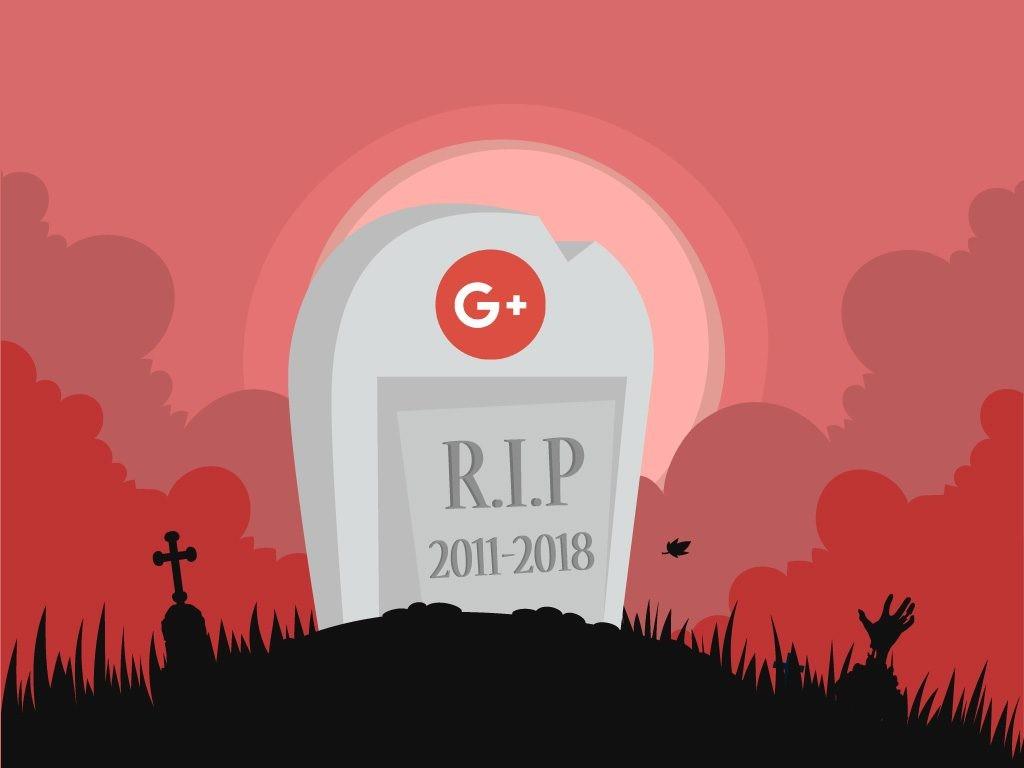 Chiusura Google+