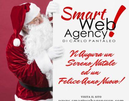Buone Feste da Smart Web Agency