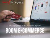 Boom ecommerce