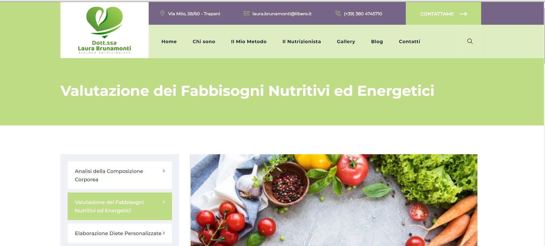 Biologa Nutrizionista Trapani
